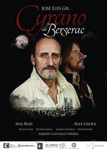 Cartel de 'Cyrano de Bergerac'.