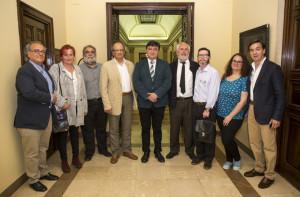 Convenio entre Periferias y el Ayuntamiento de Huelva.
