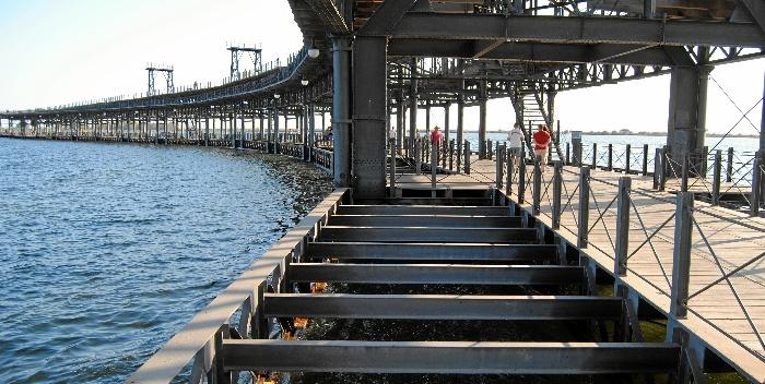 Se pretende poner en valor las potencialidades del Puerto de Huelva y de la Ría.
