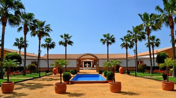 'Dehesa del Duque Celebraciones', un lugar con magia situado en una ubicación estratégica entre la playa, El Rocío y Doñana