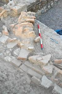 Una nueva prospección ha revelado la existencia de numerosas estructuras que permanecen aún enterradas. / Foto: Javier Bermejo.