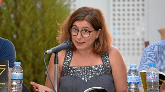 Carmen Ramos presenta 'Pequeño tratado de etología' en la Biblioteca Provincial