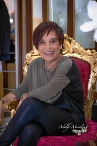 Antonia María Queralto. / Foto: Adolfo Morales.