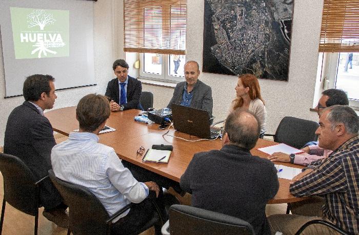 El Ayuntamiento de Huelva ha puesto en marcha un equipo técnico con la implicación de distintas áreas para coordinar la ejecución de la EDUSI.