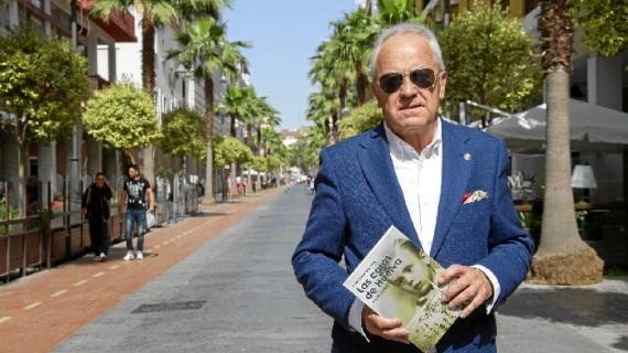 Diego Lopa recupera una época inolvidable para los onubenses en la sexta edición de su libro 'Las caras de Huelva'