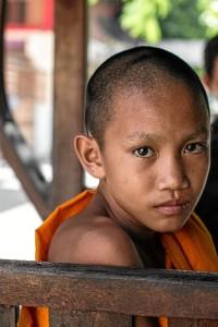 En este primer viaje ha podido ver las dos caras del Sudeste Asiático.