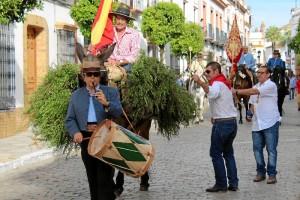 La tradición es una de las señas de identidad de los festejos.