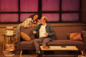 Ana ya había hecho antes teatro con José Luis Gil.