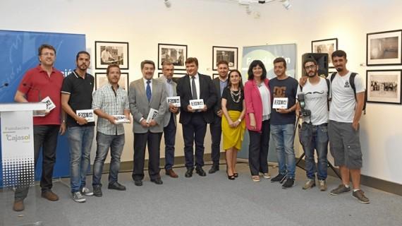 La Asociación de la Prensa de Huelva presenta su Anuario con los principales acontecimientos de 2016