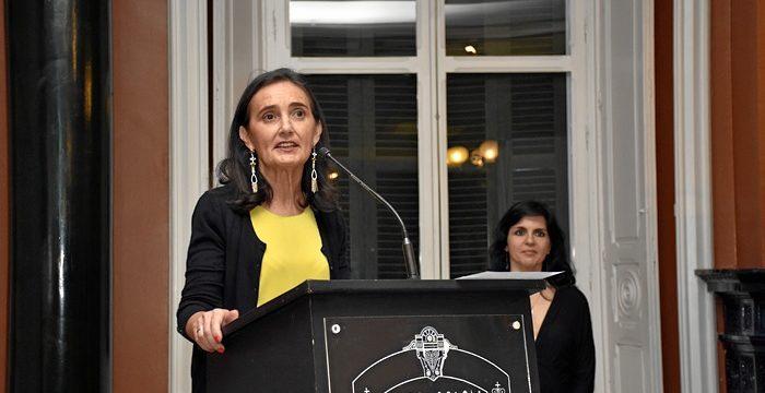 María Asunción Grávalos, elegida directora de Escuela de Seguridad Pública de Andalucía