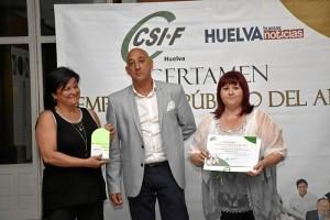 Mención especial a la Unidad de Hospitalización de Cuidados Paliativos del Hospital Vázquez Díaz.