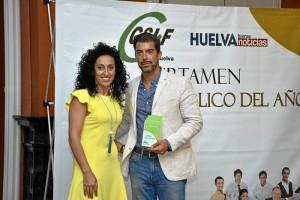 En la categoría de Educación, el ganador fue Manuel García Escobar.