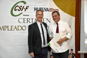 En Administración General y otros Servicios Públicos, el ganador fue Pedro Pérez Fernández.