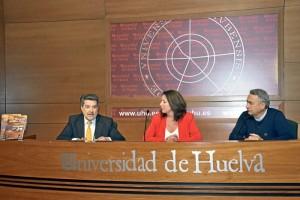 Javier Barrero, Carmen Santín y Carlos Barranco. / Foto: Manu Rodríguez.