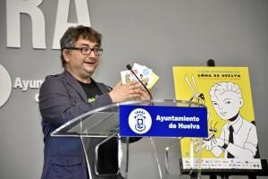 Gerardo Macías. / Foto: Manu Rodríguez.