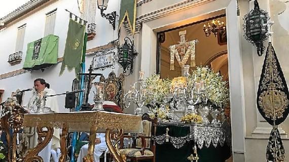 Se clausuran las fiestas en honor de la Cruz de la Calle Cabo en La Palma