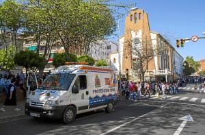 Presentada la memoria de actividades del Servicio de Protección Civil del Ayuntamiento de Huelva.