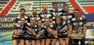 El Recre IES La Orden prepara con ganas su participación en el Europeo de Clubes.