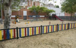 Parque de Santa Marta.