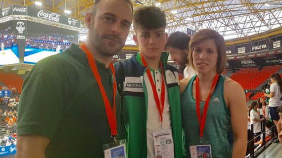 El cadete del Huelva TSV, Javier Pérez, accede a la Copa de Europa Judo que se celebrará en Coimbra