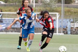 El equipo onubense deja atrás el desafortunado partido ante el Espanyol, y se centra en el de este domingo. / Foto: www.lfp.es.