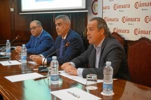 Cámara de Comercio y Diputación Provincial desarrollarán conjuntamente este programa que se suma a InnoCámaras.