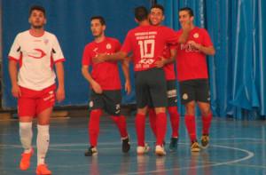 El Villalba FS se juramenta para ganar este domingo en la cancha de El Campillo.