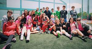 Punto final al curso de las Escuelas Deportivas Municipales en Ayamonte.