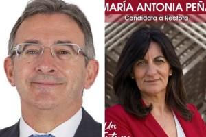 Habrá segunda vuelta con Francisco Ruiz y María Antonia Peña.