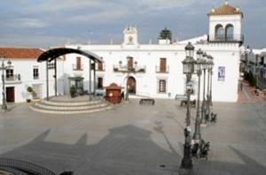Localidad de Cartaya.