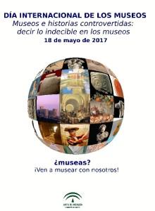 El 18 de mayo se celebra el del Día Internacional de los Museos.