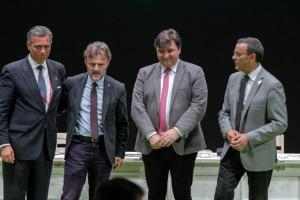 Ceremonia de clausura del SOCC 2017 en la Casa Colón.