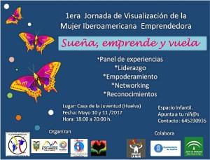 Cartel de las Jornadas que se van a celebrar los días 10 y 11 de mayo.