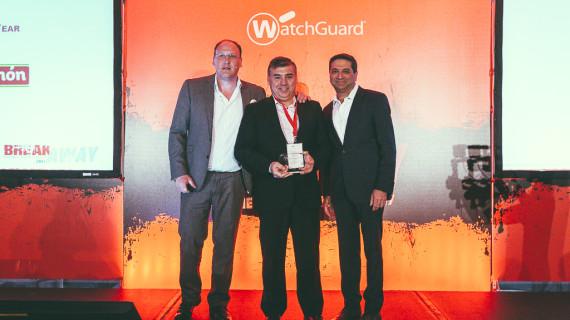 Una empresa onubense, galardonada con el Premio al Mejor Proyecto de Seguridad del Año del sur de Europa