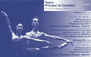 Obtuvo el Primer Premio de Danza Contemporánea en Castellón.