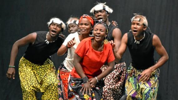La Concepción acoge un concierto solidario de música góspel a cargo del grupo 'Aba Taano' para ayudar a niños huérfanos de Uganda