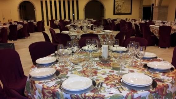 'Nuestra Señora de Guía' de La Palma del Condado, un catering sinónimo de calidad y buen servicio