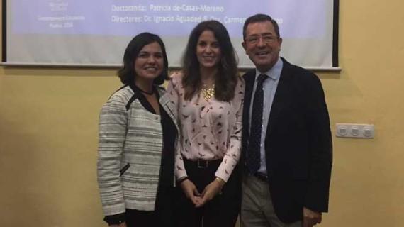 La onubense Patricia de Casas analiza en su tesis cómo afectan los programas de televisión sensacionalistas a los espectadores