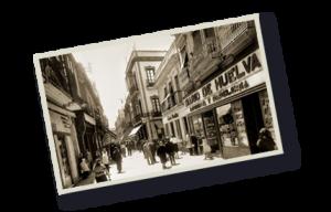 La Huelva de antaño. / Foto: Huelva Tv.