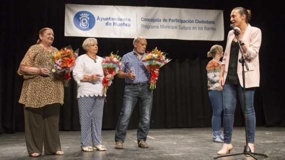 'Cultura en los barrios' cierra el curso homenajeando a las monitoras jubiladas
