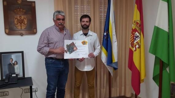 Javier Fuster recibe el premio de Chef Serrano del Año en Corteconcepción