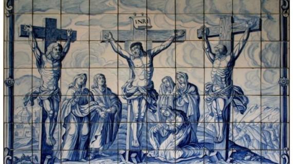 Los azulejos holandeses del siglo XVIII hallados en Huerta Noble, el mejor conjunto de cerámica flamenca de España, espera su recuperación
