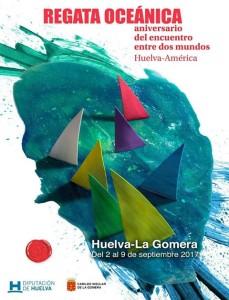 El club participa en la organización de la Regata Oceánica Huelva - La Gomera.