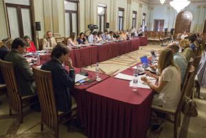 pleno junio ayuntamiento de Huelva