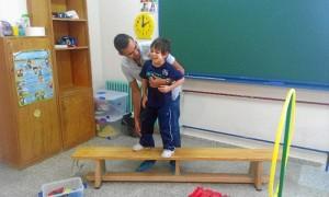 En la actualidad trabaja como profesor de Educación Especial en un instituto del municipio jienense de Torredelcampo.