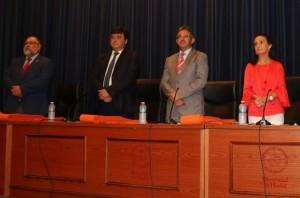 El acto contó con la presencia del alcalde de Huelva, Gabriel Cruz.