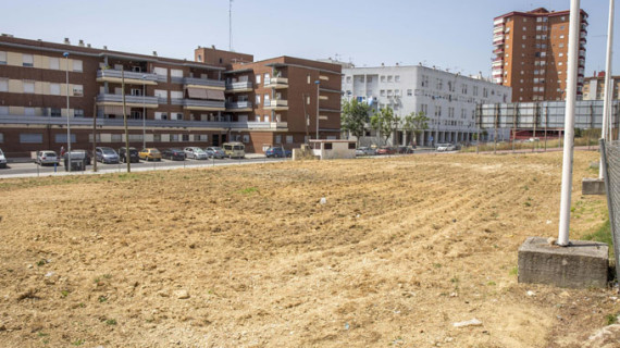 Inspeccionan el estado de solares en Huelva para reforzar la prevención de incendios