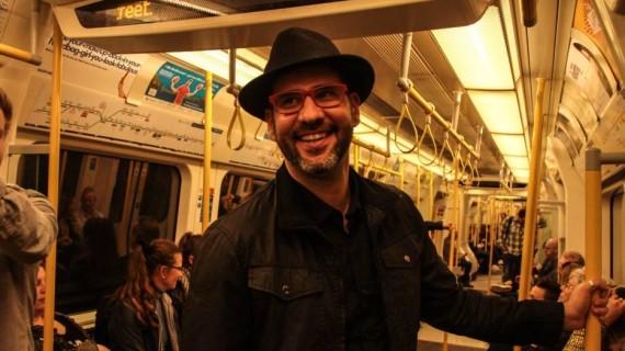 Miguel Ángel Mesa, un almonteño que trabaja en la Warner Bros en Londres