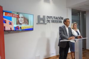 Ignacio Caraballo presentó el programa de actividades.