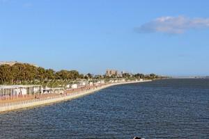 Huelva se acerca aún más al mar. / Foto: Laura Cebrino.